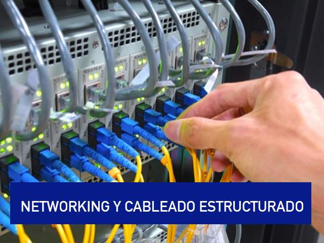 NETWORKING Y CABLEADO