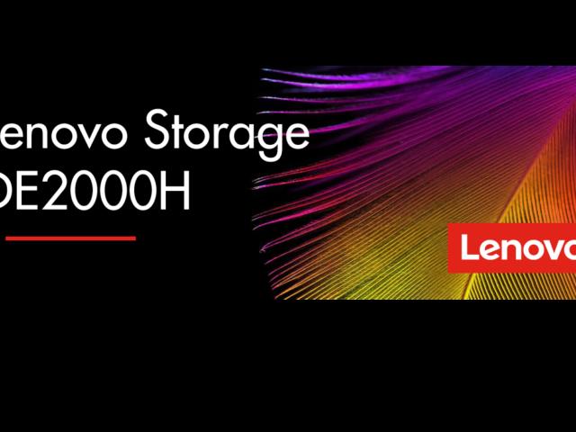 Lenovo ThinkSystem DE2000H