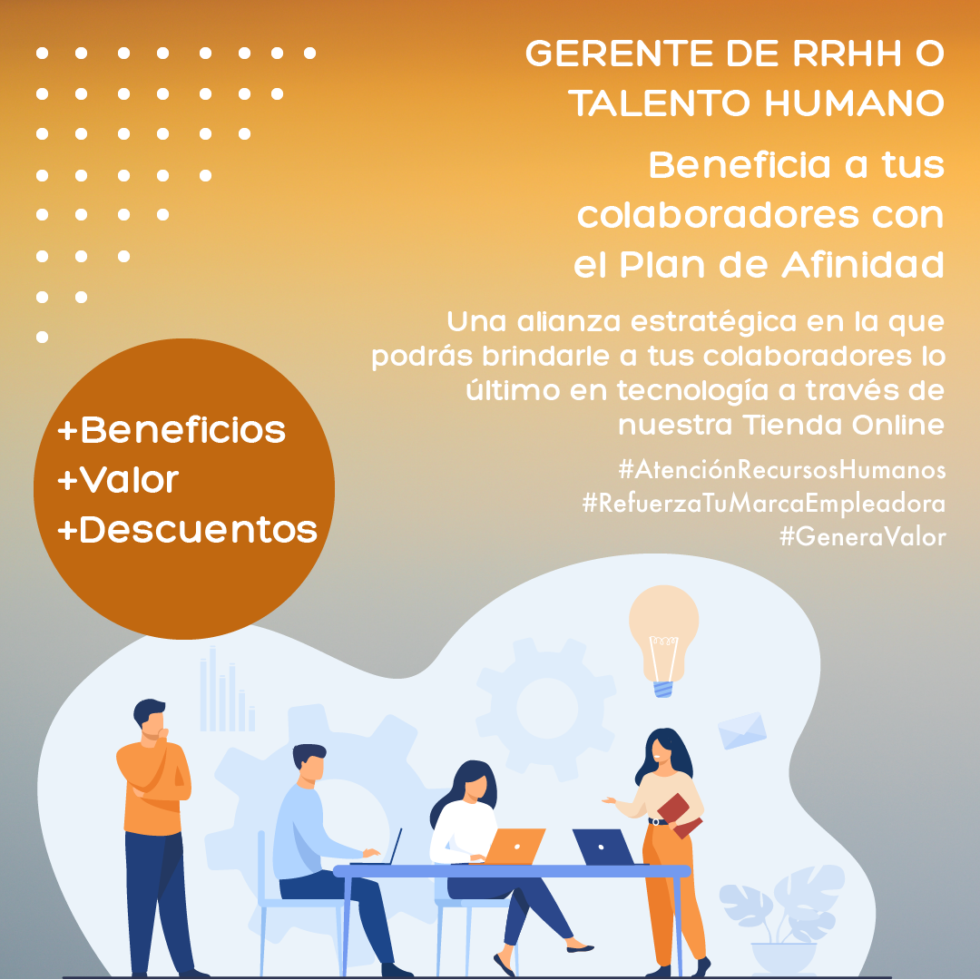 Plan de Afinidad IT Service