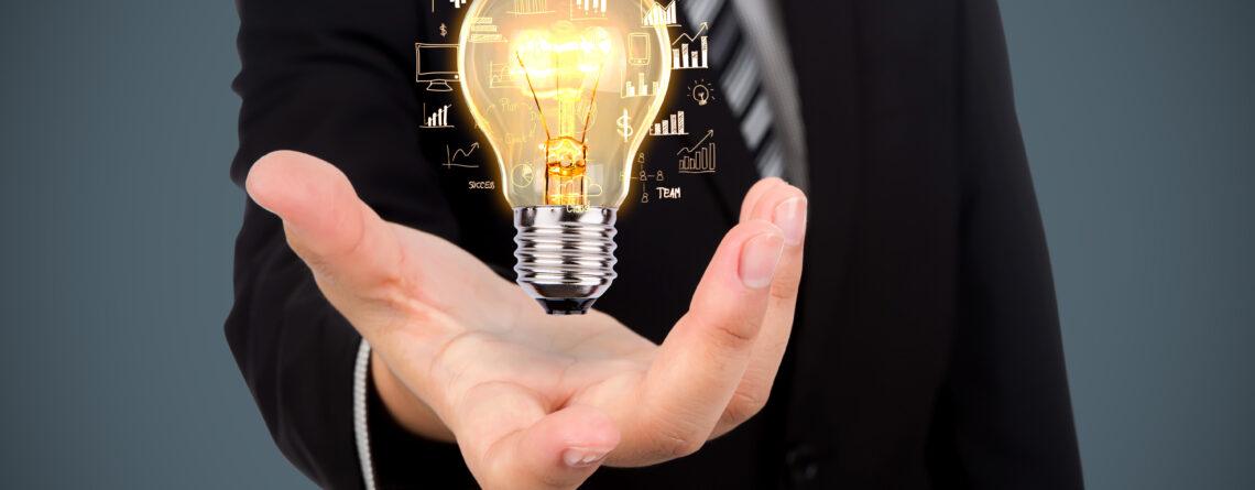 Innovación empresarial con tecnología