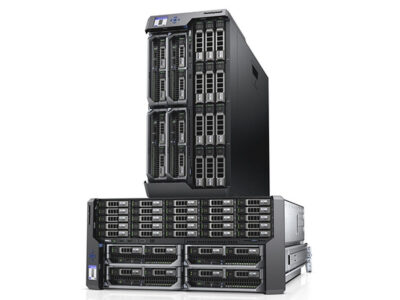 Dell power edge vrtx