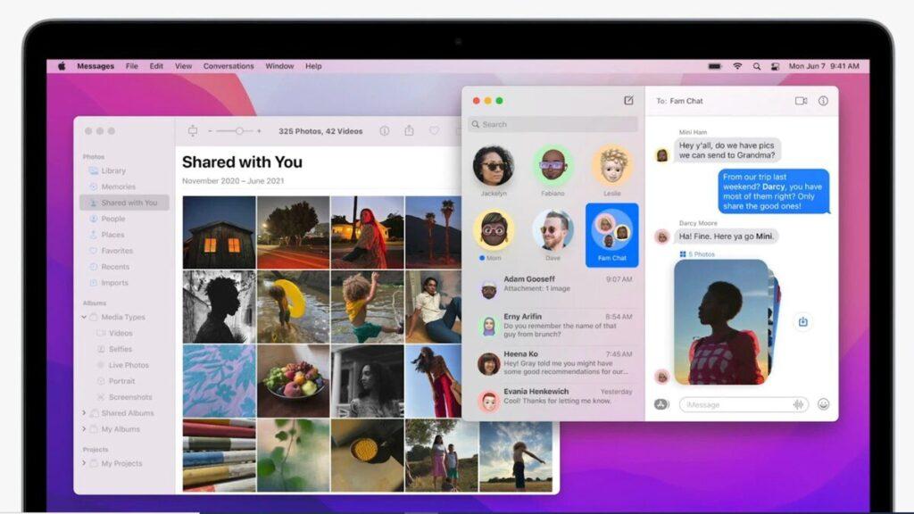MacOS Apple